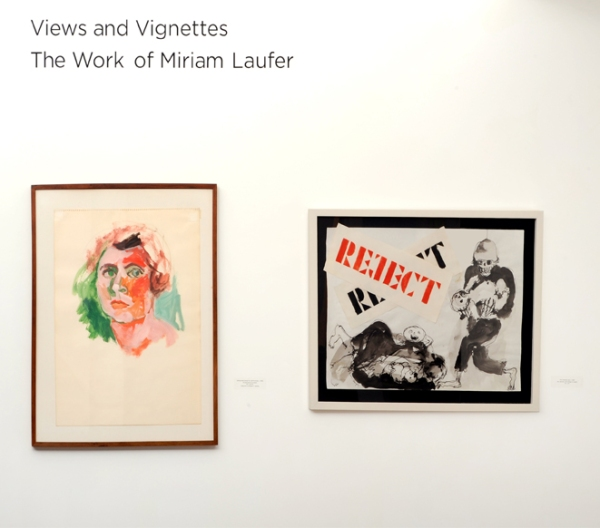 Laufer Provincetown Art Association and Museum exhibition Views and Vignettes