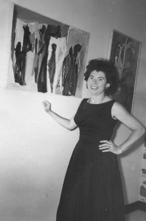 Miriam Laufer 1950