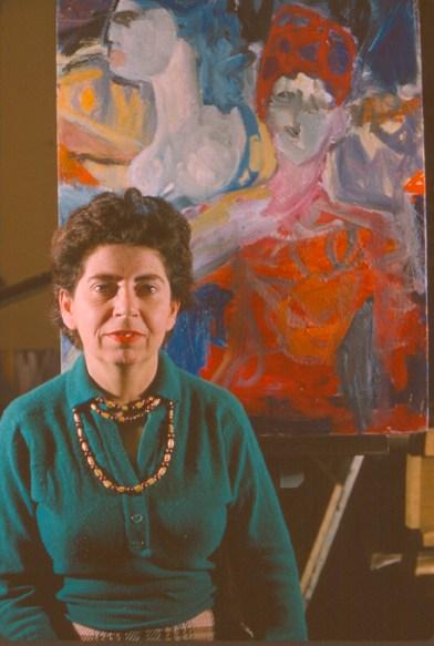 Miriam Laufer 1962